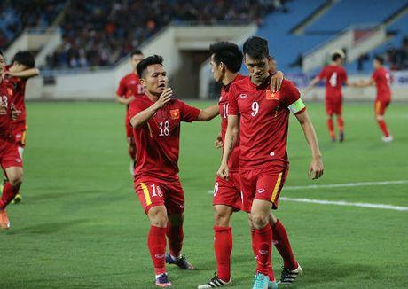 Cong Vinh tuyen bo giai nghe, quyet thang Thai Lan o AFF Cup 2016 - Anh 1