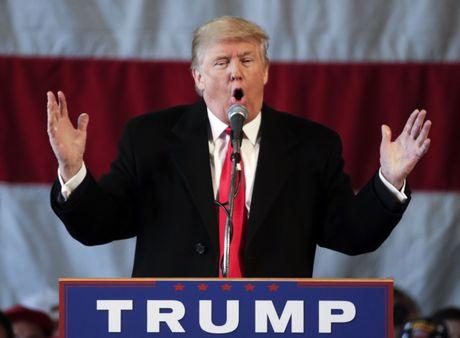 Donald Trump duoc bau la Tong thong thu 45 cua Hop chung quoc Hoa Ky - Anh 1