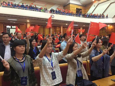 Giao luu 'Thanh nien Viet Nam - Trung Quoc chung tay vun dap tinh huu nghi' - Anh 4