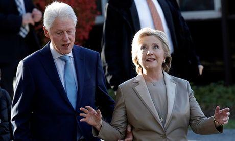 Clinton thang o hon dao thuong du doan dung tong thong dac cu - Anh 1