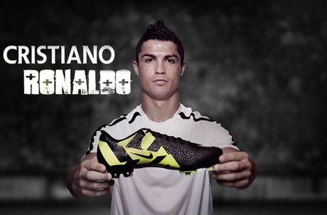 Ky hop dong tron doi, Ronaldo nhan 1 ty bang - Anh 1