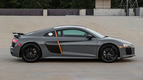 Man nhan voi phien ban dac biet Audi R8 V10 Plus Exclusive Edition - Anh 2