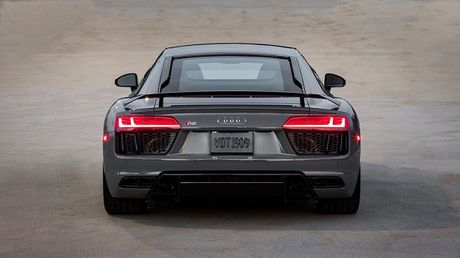 Man nhan voi phien ban dac biet Audi R8 V10 Plus Exclusive Edition - Anh 4