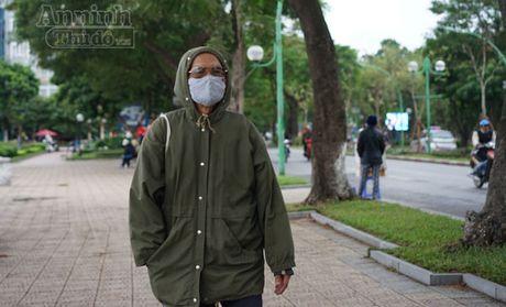 Nguoi Ha Noi co ro trong dot lanh sau dau mua dong - Anh 4