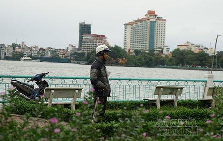 Nguoi Ha Noi co ro trong dot lanh sau dau mua dong - Anh 7