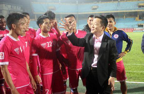Ban to chuc V-League muon bau Hien 'cung vi cai chung' - Anh 1