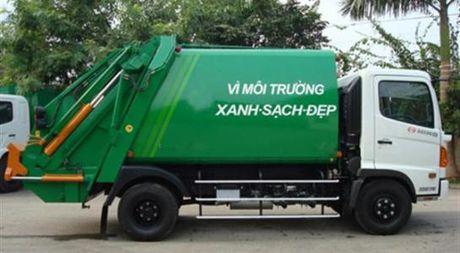 TP.HCM chuan hoa phuong tien thu gom, van chuyen chat thai - Anh 1