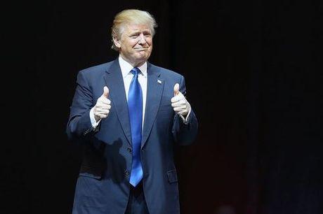 Donald Trump gianh chien thang cuoc bau cu Tong thong My nam 2016 - Anh 1