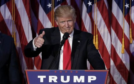 Bo suu tap xe khung cua tan Tong thong My Donald Trump - Anh 1