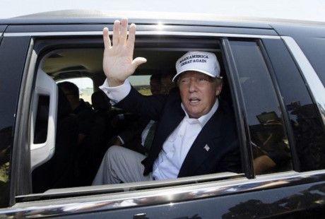 Bo suu tap xe khung cua tan Tong thong My Donald Trump - Anh 7