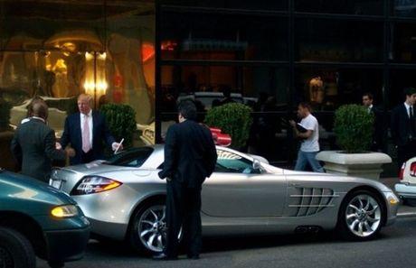 Bo suu tap xe khung cua tan Tong thong My Donald Trump - Anh 8