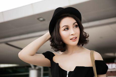 Mac vay cuc ngan, ho bao, Thanh Mai 'thach thuc' tuoi 43 - Anh 5