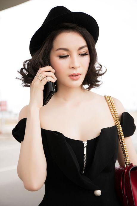 Mac vay cuc ngan, ho bao, Thanh Mai 'thach thuc' tuoi 43 - Anh 6
