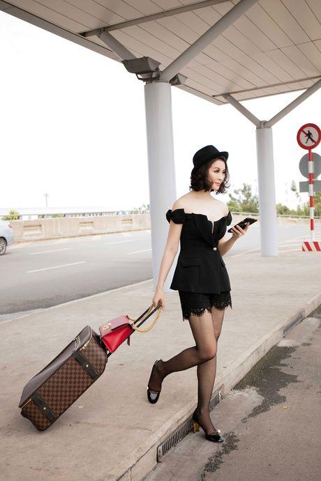 Mac vay cuc ngan, ho bao, Thanh Mai 'thach thuc' tuoi 43 - Anh 7
