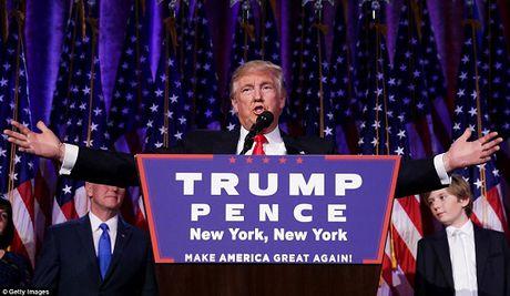Cu tri My an mung chien thang cua ong Trump - Anh 1