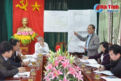 Chinh xac, khoa hoc khi dat ten duong cac thi tran cua Huong Son - Anh 1