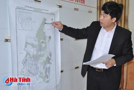 Chinh xac, khoa hoc khi dat ten duong cac thi tran cua Huong Son - Anh 2