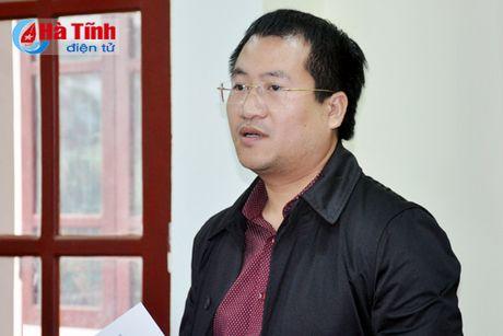 Chinh xac, khoa hoc khi dat ten duong cac thi tran cua Huong Son - Anh 6