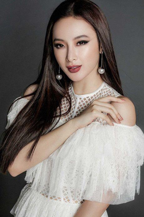 Angela Phuong Trinh tung anh 'nong bong' voi dam ren mong manh - Anh 1