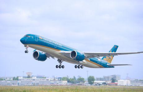 Vietnam Airlines: Tan suat 30 phut/1 chuyen bay Ha Noi - TP HCM - Anh 1