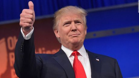 Dia chan bau cu My 2016: Ong Donald Trump dac cu Tong thong - Anh 1