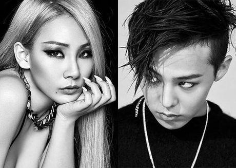 9 rapper My ngac nhien truoc tai nang cua G-Dragon (big Bang) va Cl (2NE1) - Anh 1