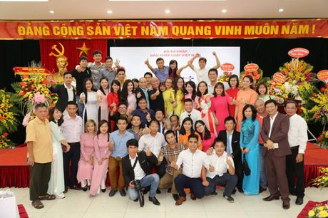 Ky niem mot nam ra mat Chuyen trang Dien tu truyen thong Phap Luat Plus - Anh 8