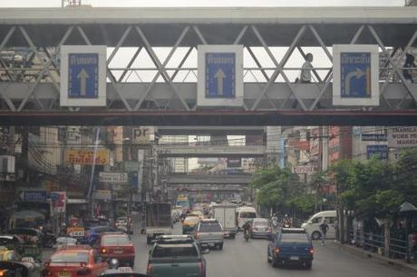 Thai Lan se chi gan 3 ty USD cho co so ha tang giao thong - Anh 1