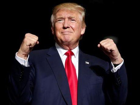 Bau cu My 2016: Ty phu Donald Trump dac cu tong thong - Anh 1