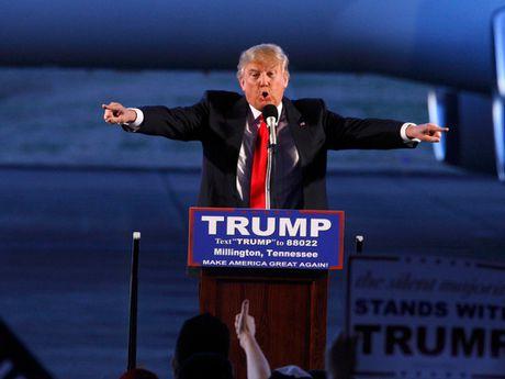 Lanh dao Viet Nam gui dien mung ong Donald Trump - Anh 2