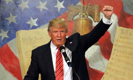 Nuoc My 'chia re va cay dang nhat' cho don Donald Trump - Anh 1
