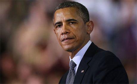 Obama: 'Du dieu gi co xay ra, mat troi van moc' - Anh 1
