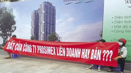 Du an Riverside Garden (Vu Tong Phan, Ha Noi): Lien danh co bo quen loi ich co dong - Anh 1