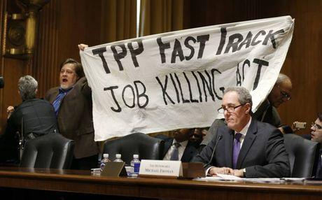 Cuoc bau cu tong thong My va hiep dinh TPP - Anh 1