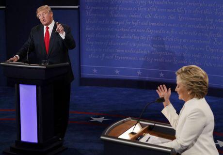 Dieu cu tri to mo nhat ve ong Trump trong ngay bau cu: Pha thai - Anh 1