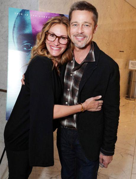 Brad Pitt lan dau xuat hien sau khi chia tay Angelina Jolie - Anh 1