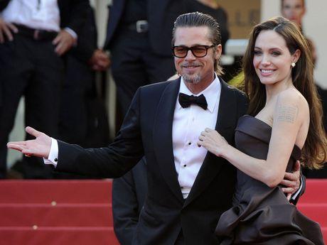 Brad Pitt lan dau xuat hien sau khi chia tay Angelina Jolie - Anh 2