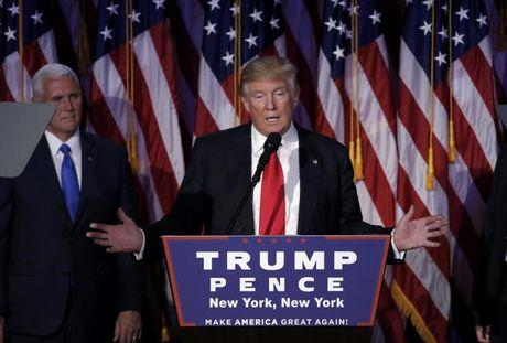 Tong thong Donald Trump: The gioi choang vang - Anh 1
