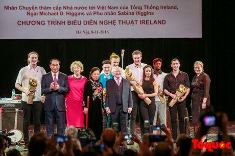 Chuong trinh bieu dien nghe thuat Ireland tai Ha Noi - Anh 14