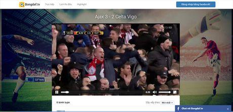 Nhieu trang web ngang nhien vi pham ban quyen Cup C1 - Anh 2