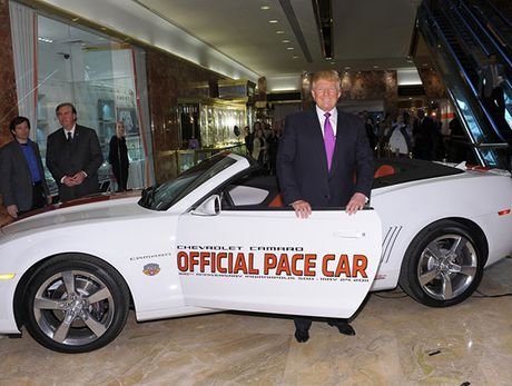 5 chiec xe yeu thich nhat cua tan Tong thong My Donald Trump - Anh 5