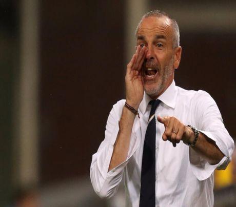 Pioli ngoi vao ghe nong Inter - Anh 1
