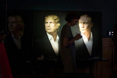 Tong thong Nga Putin gui dien chuc mung ong Trump - Anh 1