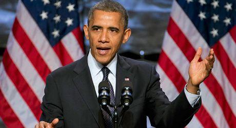TT Obama: Du co chuyen gi, mat troi van moc - Anh 1