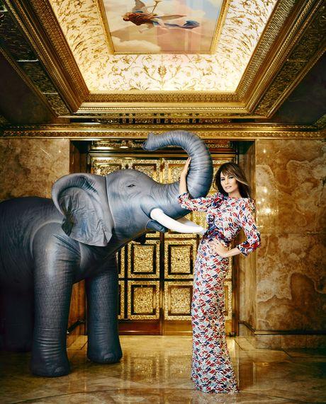 Melania Trump: Tu nguoi mau thanh ba chu Nha Trang - Anh 6