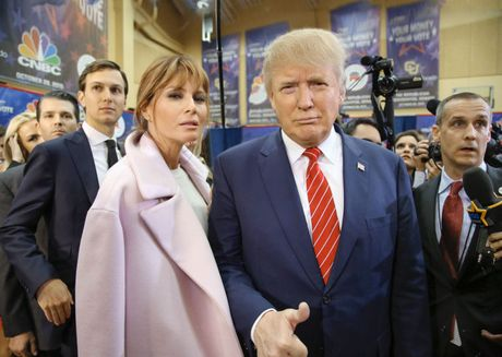 Melania Trump: Tu nguoi mau thanh ba chu Nha Trang - Anh 7