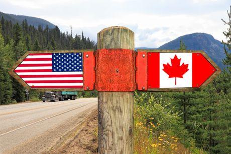 Website nhap cu Canada sap sau khi Trump thang cu - Anh 1