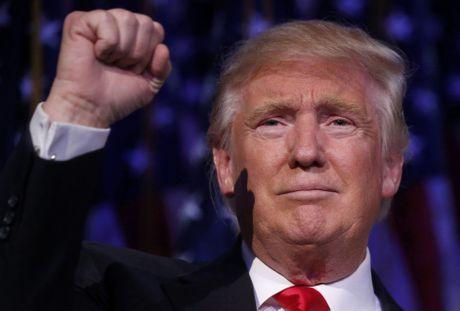The gioi ly giai tran dai hong thuy mang ten Trump - Anh 1