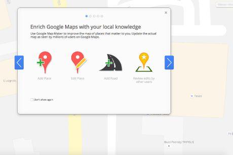 iAngel no luc ket noi ho tro khoi nghiep; Google dong cong cu chinh sua Google Maps - Anh 3
