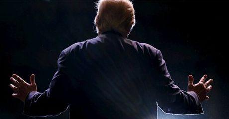 Donald Trump cam ket vi mot nuoc My hung manh - Anh 1